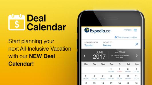 Deal Calendar