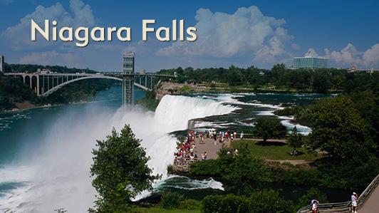 Hotel discounts in Niagara Falls
