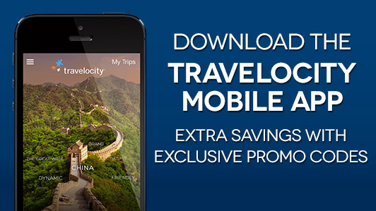 Download the Travelocity.ca Mobile App  Extra Savings with Exclusive Promo Codes