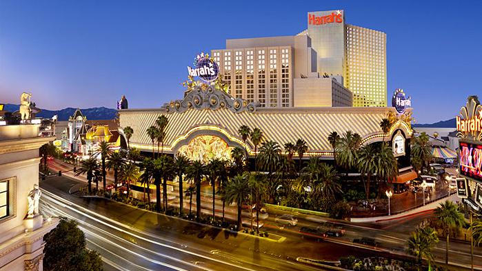 Harrah's Hotel and Casino Las Vegas