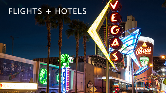 Vegas Packages