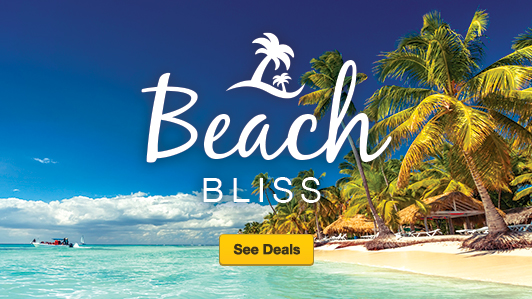 Book your Beach Bliss today!