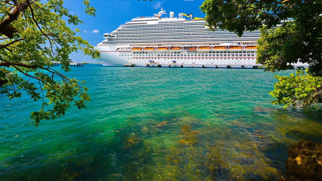 Popular cruises and cruise itineraries