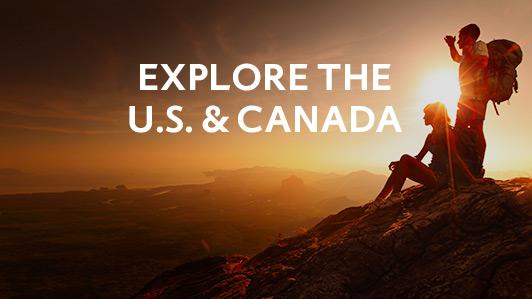 Amazing deals across North America
