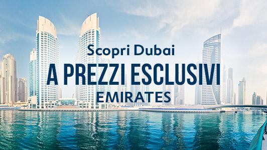 Dubai in offerta