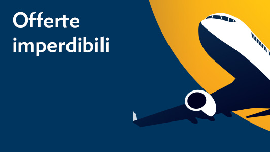 È tutto vero: voli in offerta dal tuo aeroporto preferito... ✔