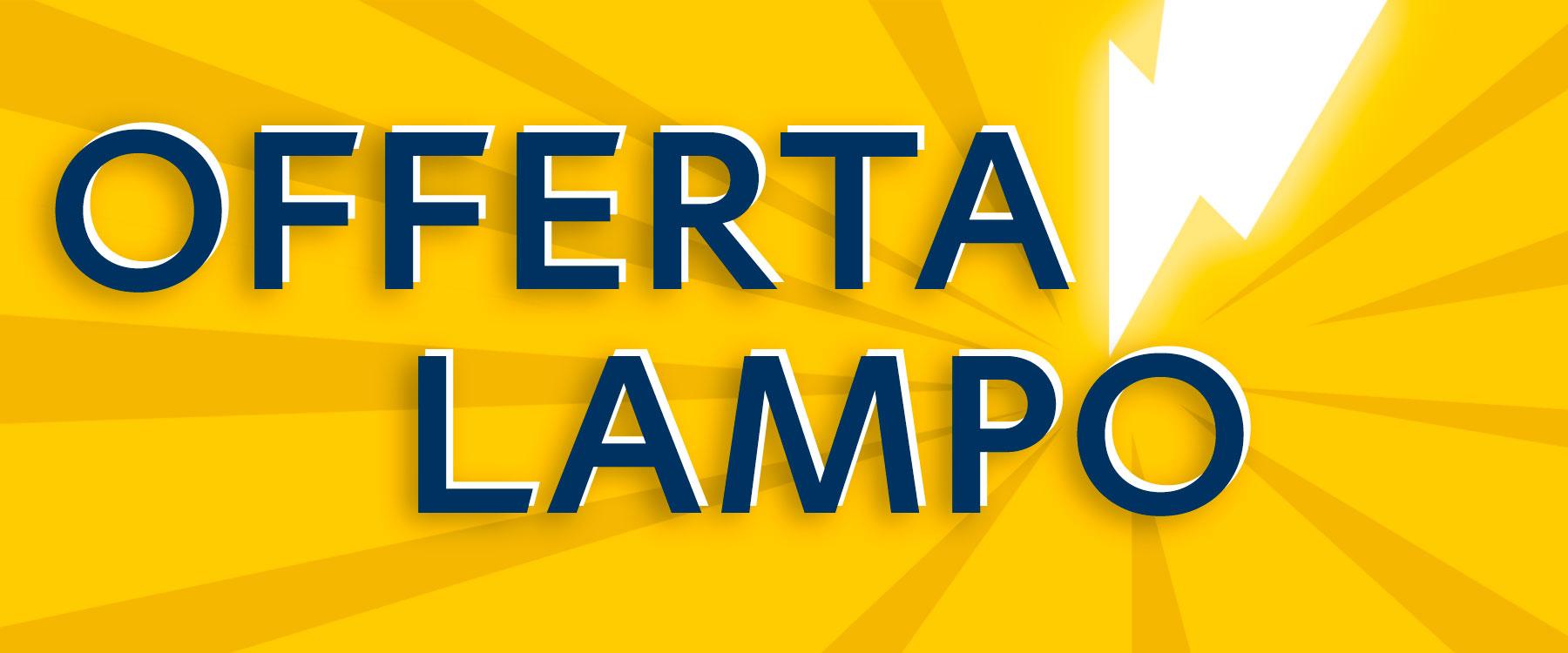 Offerta Lampo
