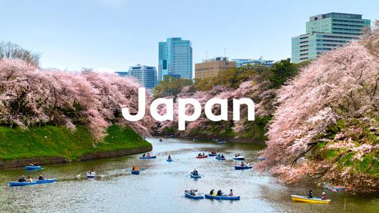 Hvad med en rejse til det kulturelle Japan?
