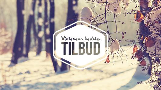 Vinterens varmeste tilbud - book nu inden de smelter væk!
