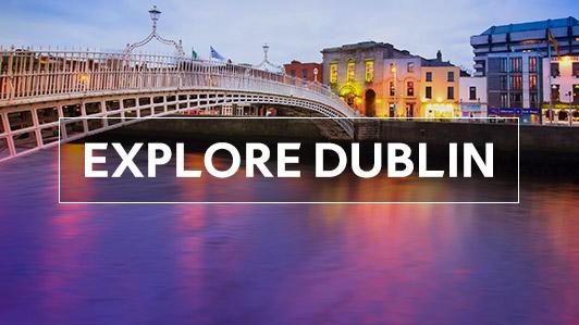 Dublin's calling...