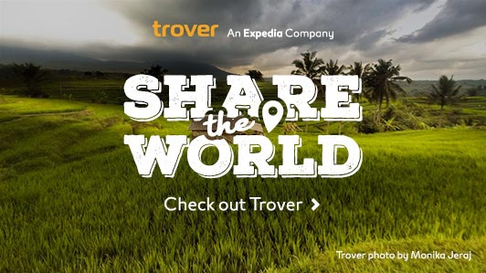 Trover – The Photo App for Travelers