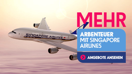 Singapore Airlines AKTION