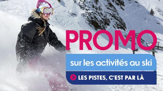 Ski et Snowboard, Forfaits et locations, c'est le moment de planter le bâton !