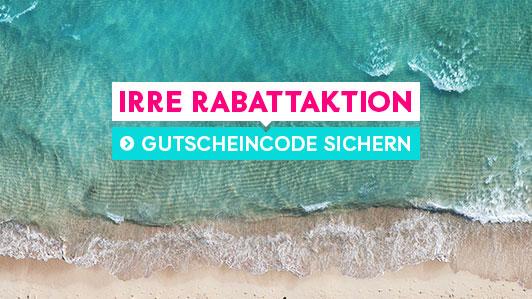IRRE RABATTAKTION