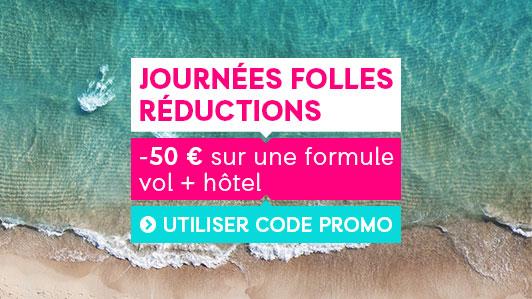 JOURNÉES FOLLES RÉDUCTIONS
