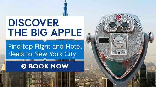 Boasting world-class shopping, a renowned drinking and dining scene and some of the world's finest museums; New York promises the ultimate city break.