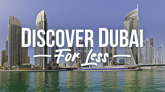 Fantastic Deals to Dubai with Emirates