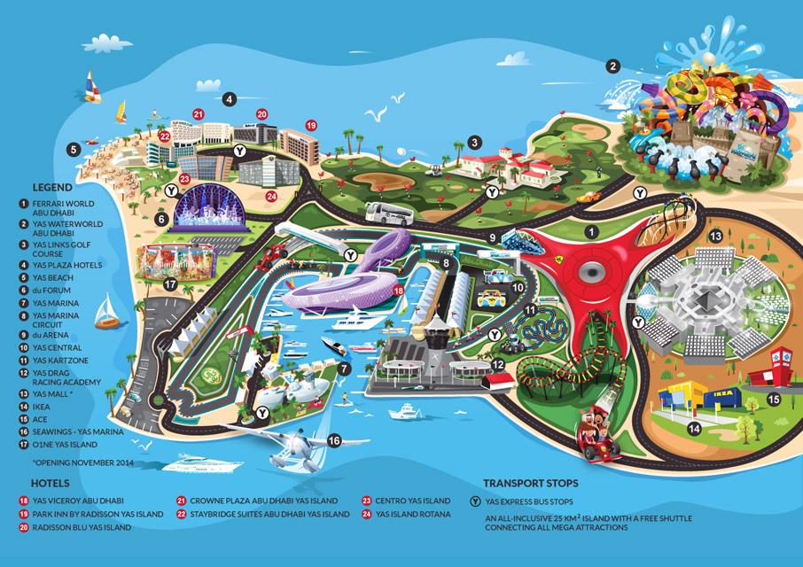 Yas Island Expedia