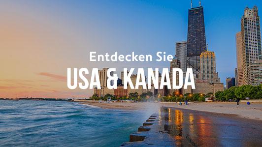 Günstige Nordamerika-Angebote