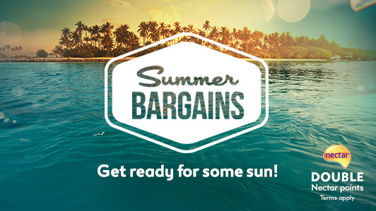 Our BIG Summer Sale