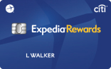 Expedia Rewards Card