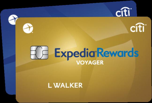 Expedia Rewards Credit Cards from Citi  Expedia