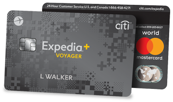 Expedia Rewards Voyager Citi Cobrand Fee Mastercard