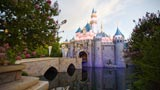 Sleeping Beauty Castle at Disneyland® Park