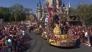 Disney Festival of Fantasy Parade!