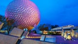 Explore Future World and World Showcase only at Epcot®