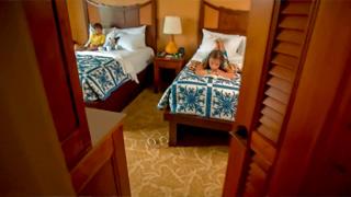 Aulani Two Bedroom Villa Tour