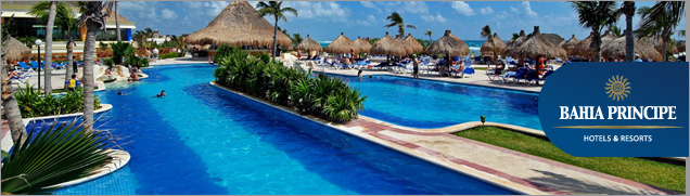 Bahia principe clubs and resorts save on hotel deals for Amazing all inclusive deals