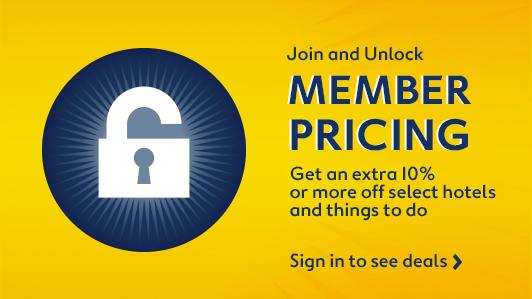 Unlock Expedia Member Pricing