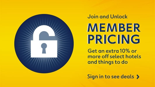 Unlock Expedia Member Pricing