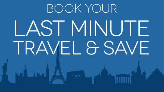 Find fabulous discounts for travel this weekend or next! Let us inspire you to take that last minute trip. We can help you pick, whether you are looking to relax, .