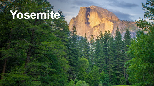 California's Breathtaking Yosemite Valley