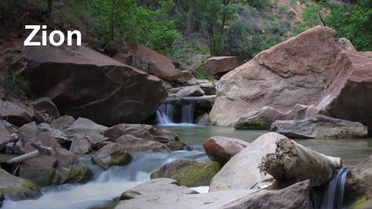 Utah's First National Park