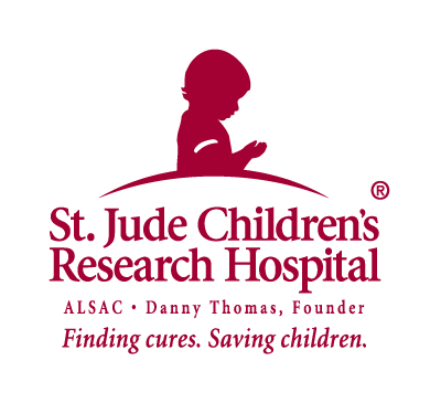 Jude Children's Research Hospital logo