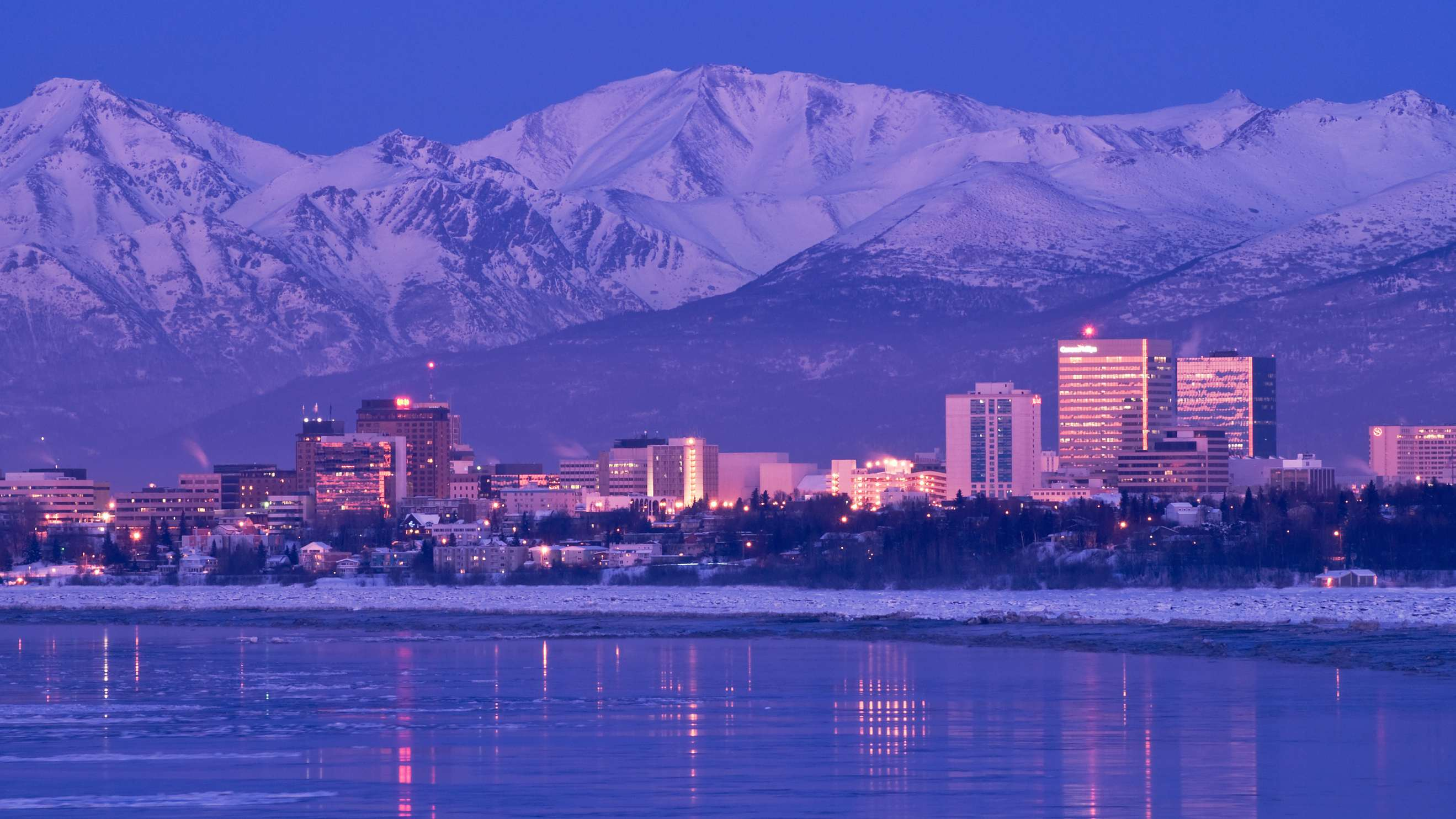 Anchorage Alaska Hotels Close To Airport