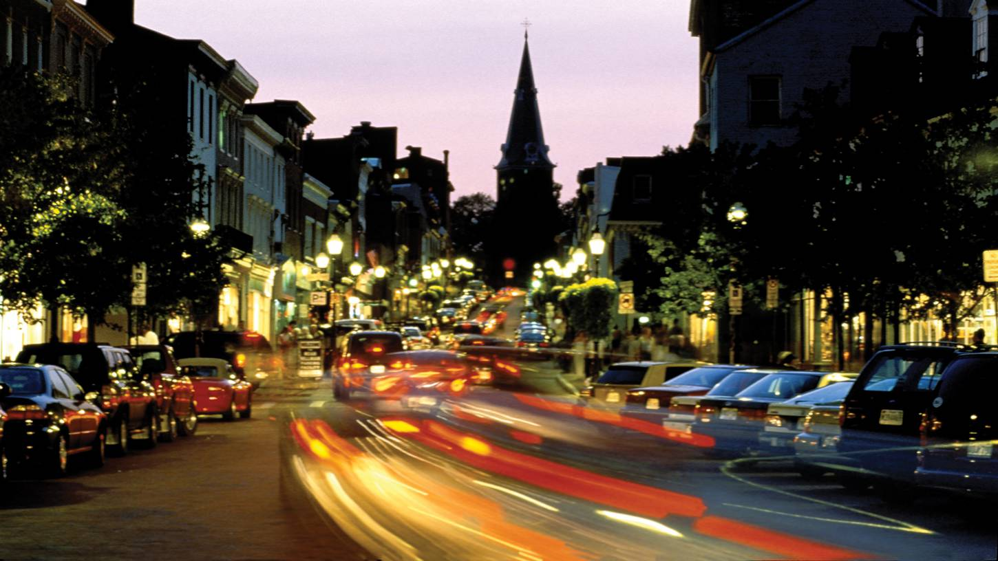 Annapolis Maryland Travel Guide
