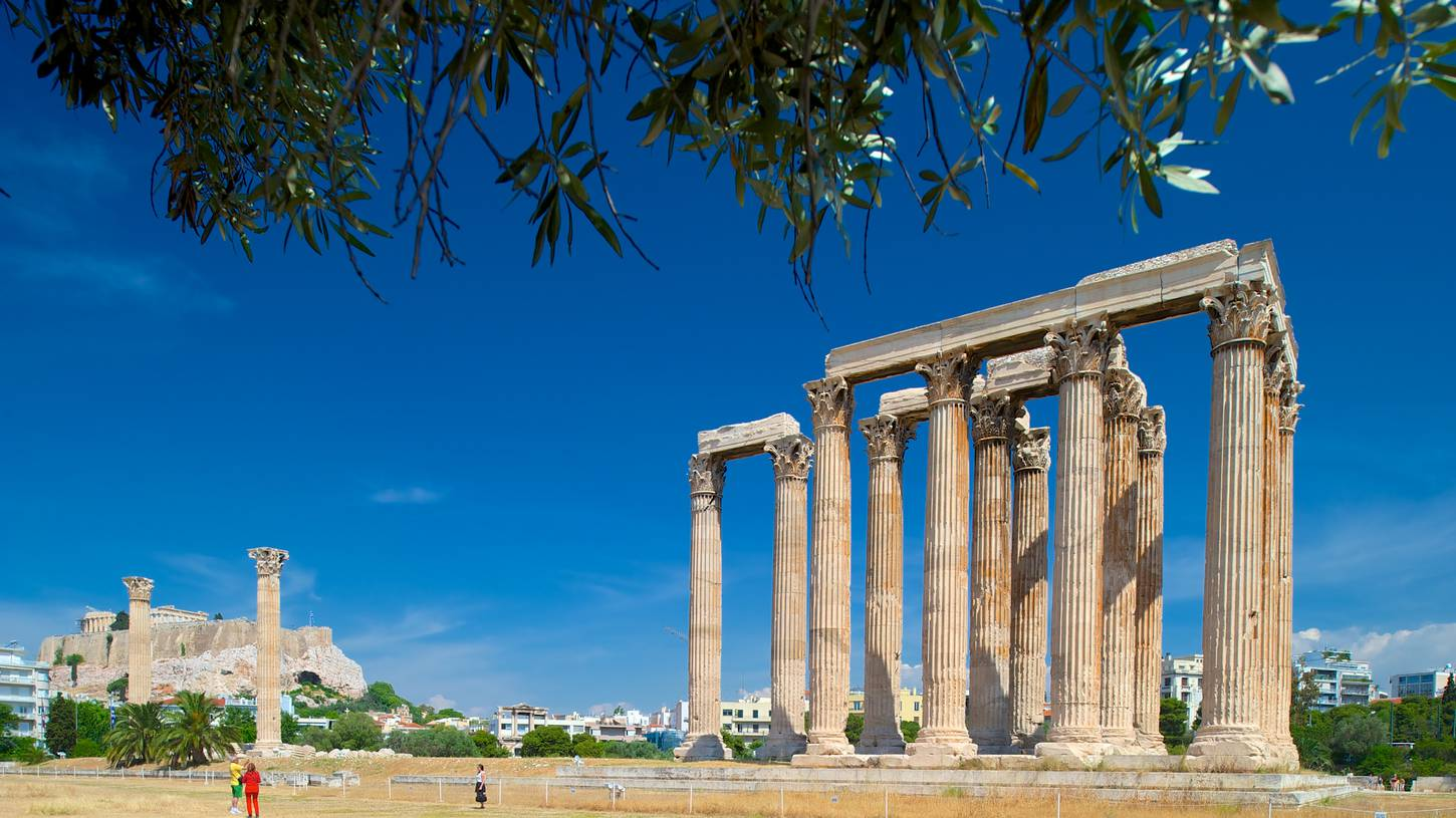 Cheap Flights And Hotels To Athens
