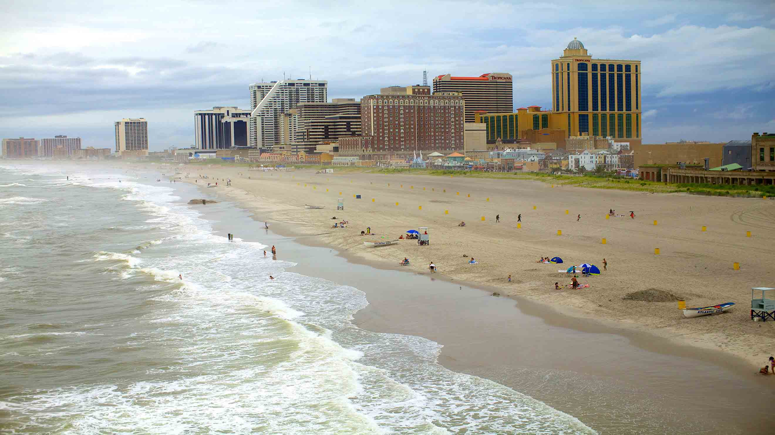 The 10 Best Hotels In Atlantic City Boardwalk For 2019 Expedia