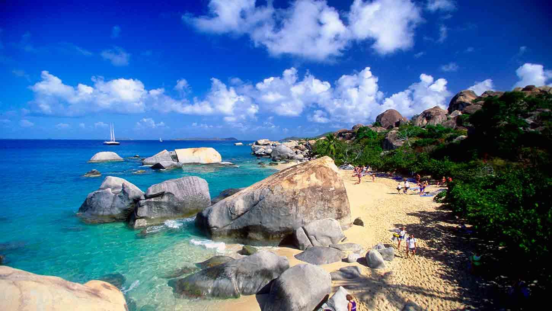 Travel To British Virgin Islands Flights