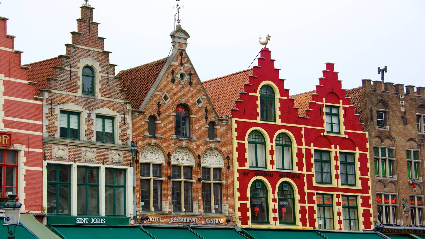 Hotels In Brugge Belgium With Parking
