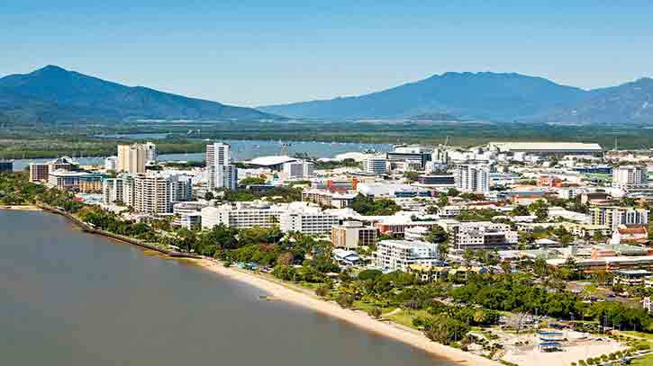 Cairns e Northern Beaches