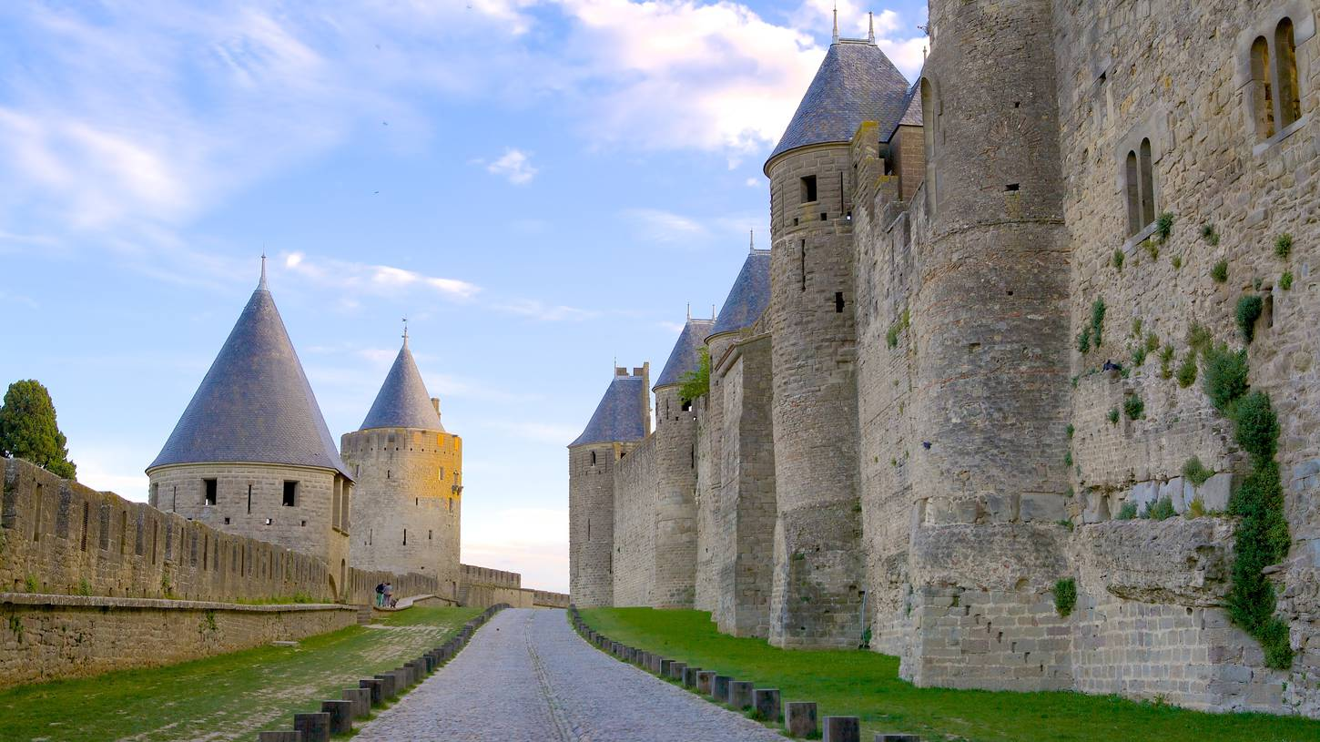 Top 10 carcassonne hotels 77 cheap hotels on expedia for Hotels carcassonne