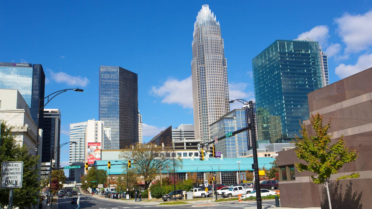 Rental Car Places In Charlotte Nc