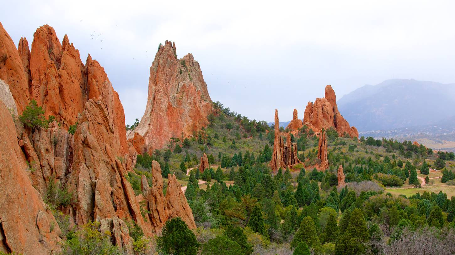 Cheap Flights To Colorado Springs Colorado In 2017 Expedia