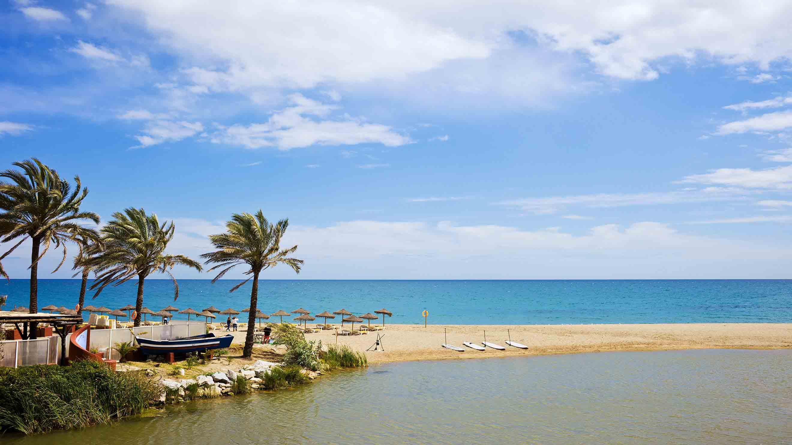 Reiser Til Costa Del Sol Andalucía Bestill På Expediano