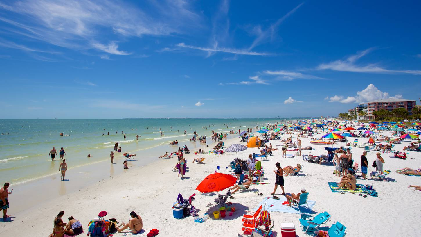 Cheap flights to fort myers beach florida in 2017 for Winter vacations in florida